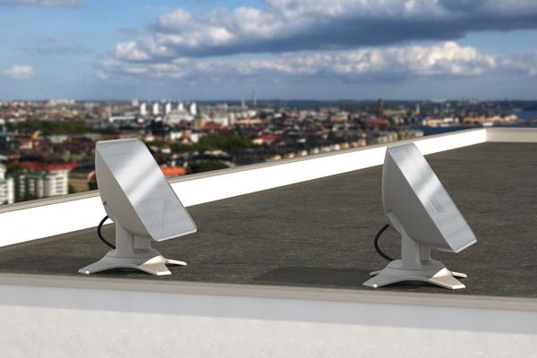 Parans Solar Lighting Oskar Daniel Design